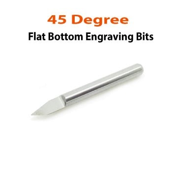 45-Degree-Engraving-Bits