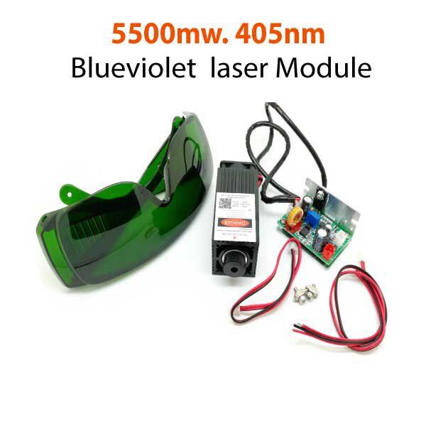 5.5w.Blueviolet--laser-Module