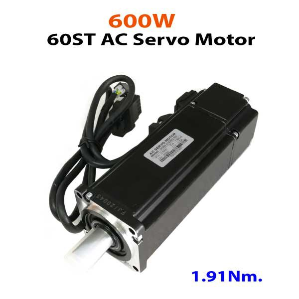 60ST-600W.Ac-Servo-Motor