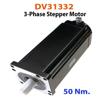 DV31332-50Nm.-3Phase-Motor