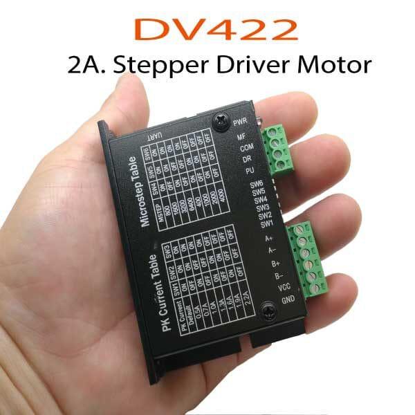 DV422-2A.Stepper-Driver-Motor