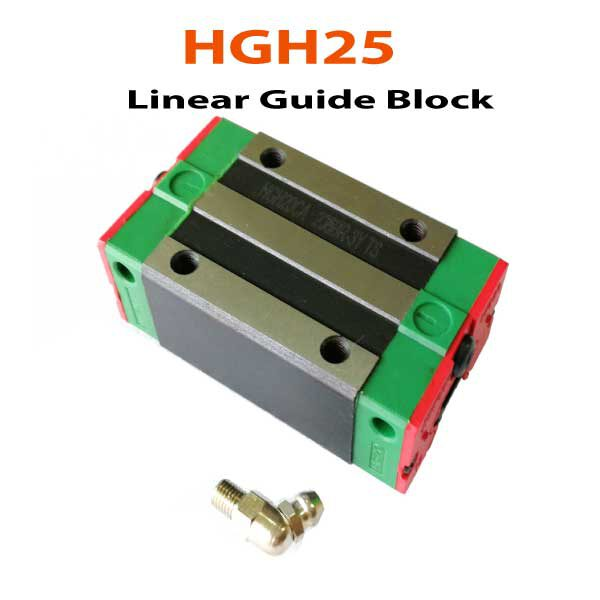 HGH25-Linear-guide-block