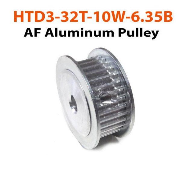 HTD3-32T-10W-6.35B.-AF-Pulleys