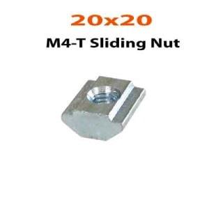 20-M4-T-Sliding-Nut