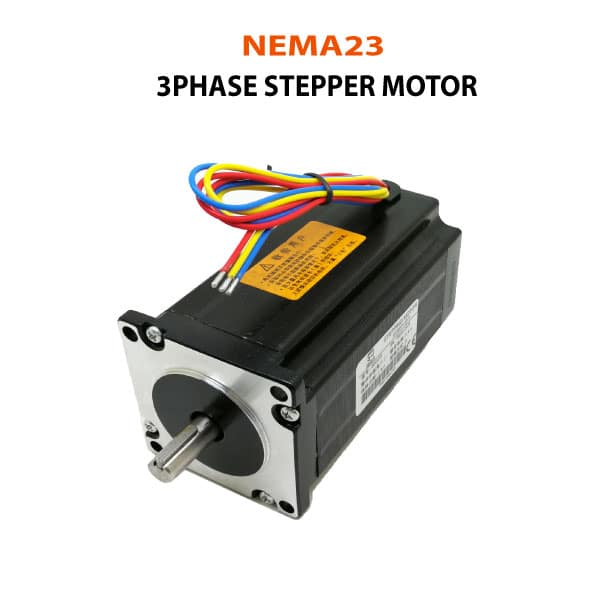 Nema23-3Phase Stepper Motor