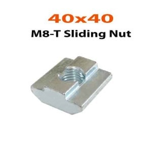 4040T-Sliding Nut for Aluminum Profile