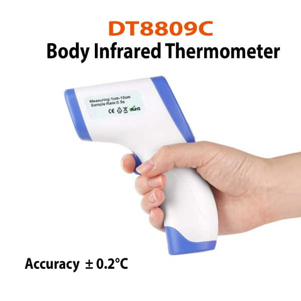 DT-8809C-Body-Infrared-Thermometer