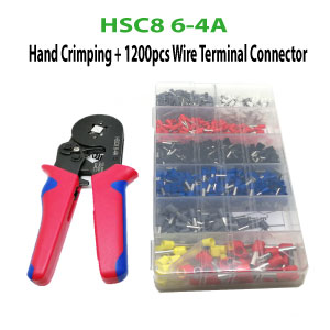 HSC8-6-4A-Hand-Crimping-+1200pcs-Wire-connecter