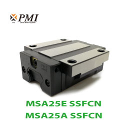 MSA25 PMI Carriage linear block