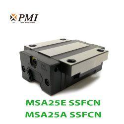 MSA25 PMI Carriage linear block