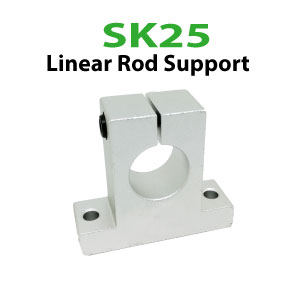 SK25-Linear-Rod-Support
