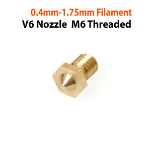 V6-Nozzle--0.4mm-Copper-1.75mm-Filament-M6-Threaded