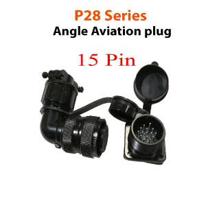 15pin-Angle-Aviation-plug