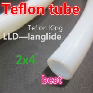 2x4mm.Teflon-tube