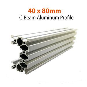 40x80-C-Beam-Aluminum-Profile