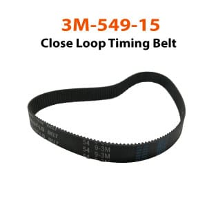 HTD549-3M-15-CloseLoop-Timing-Belt