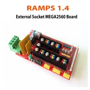 RAMS-1.4-Ext.Socket-Mega2560-Board