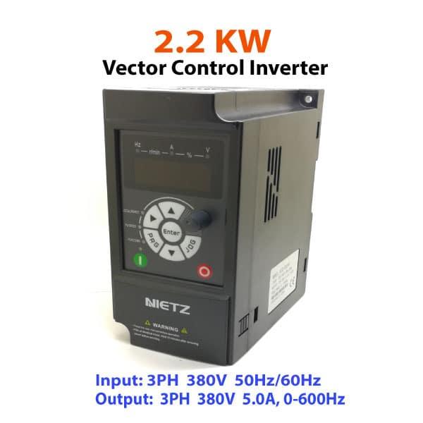 2.2KW-3PH-380V-Inverter
