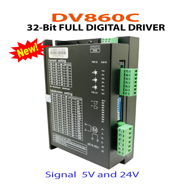 DV860C-Full-Digital-Driver