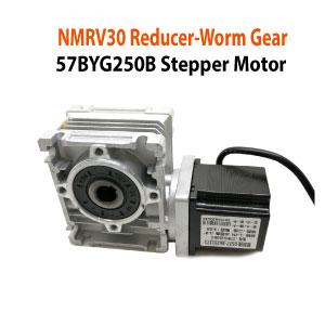 NMRV30-Reducer-Worm-Gear+Motor