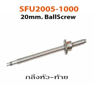 SFU2005-1000-BallScrew-Processing