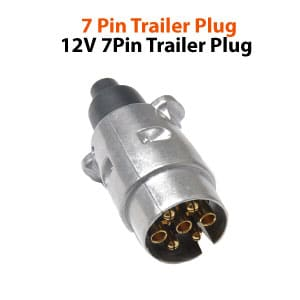 7-Pin-Trailer-Socket
