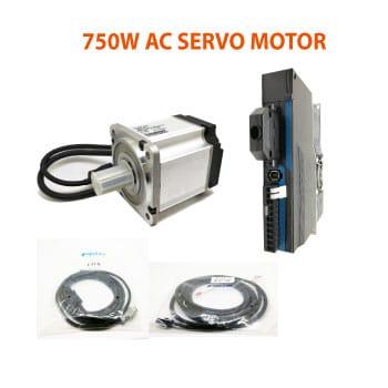 750W. ECONOMICAL AC Servo Motor