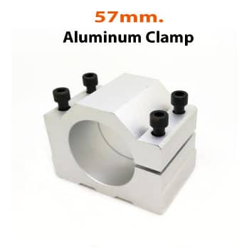 57mm.Aluminum-Clamp