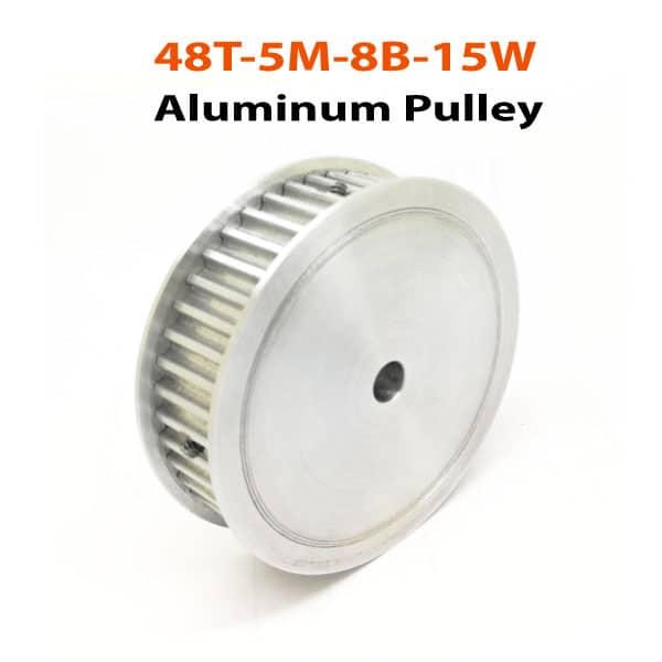 45T-5M-8B-15W-Aluminum-pulley