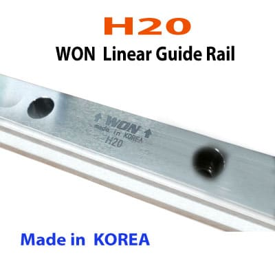 H20-WON-Linear-guide-Rail