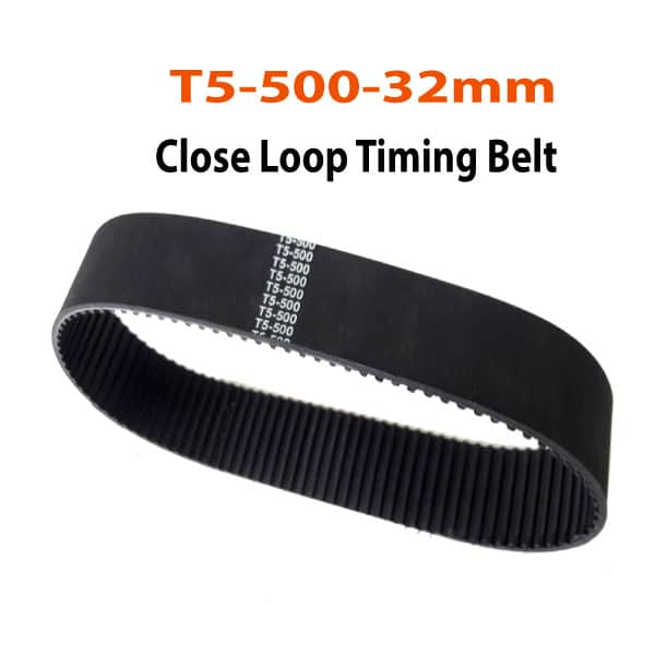 T5-500-close-loop-timing-belt