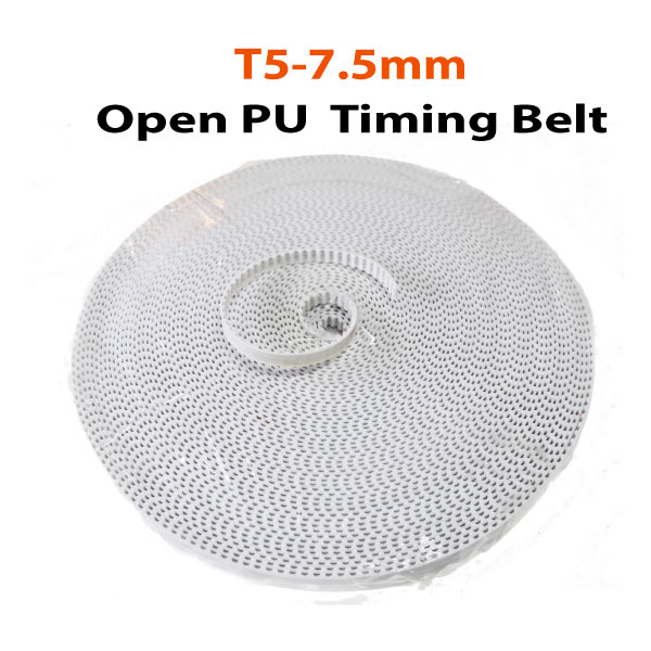 T5-7.5mm-PU-timing-belt