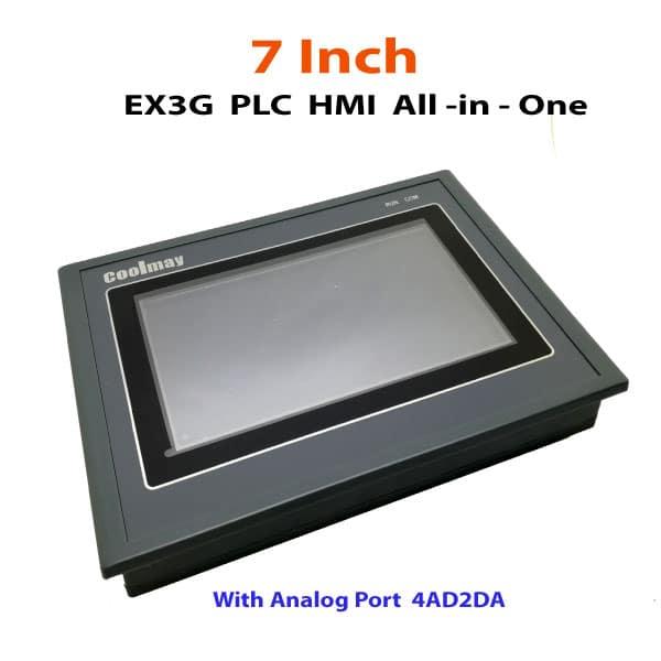 EX3G-PLC-HMI