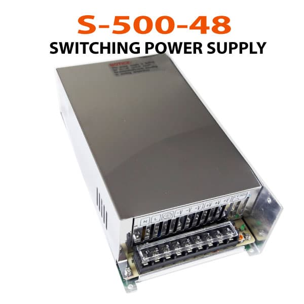 48V-500W-10A Power Supply