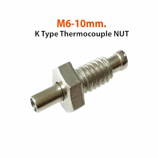 M6-10mm-Thermocouple-K-type-Nut