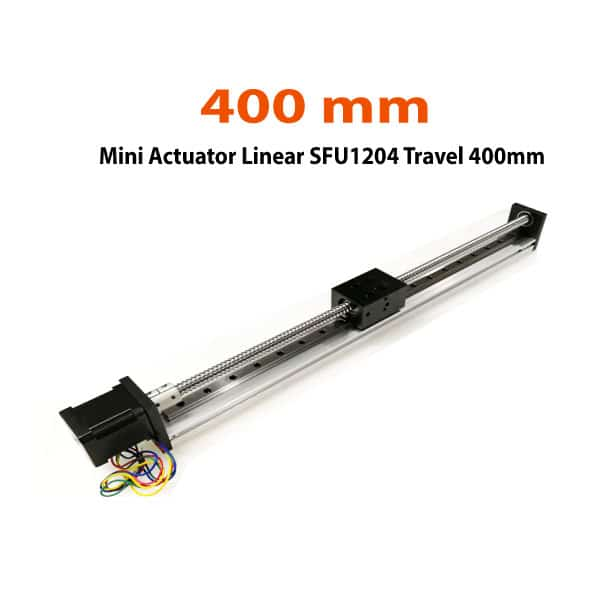 Mini-Actuator-Linear-SFU1204-Travel-400mm