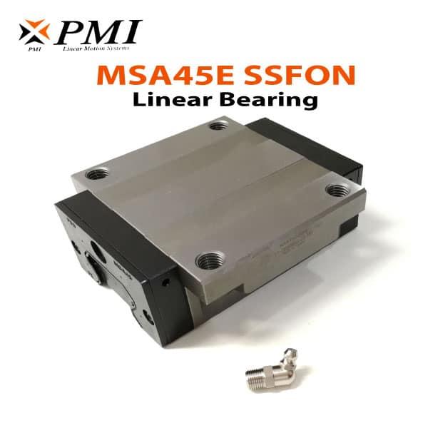 MSA45E-SSFON-PMI-Linear-Bearing