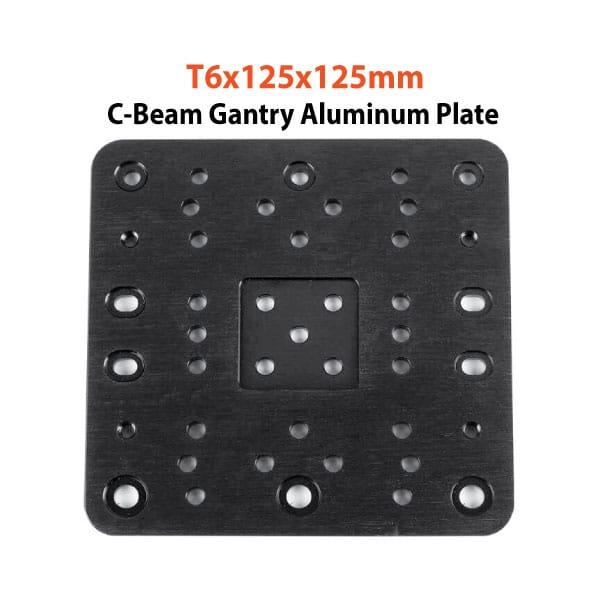 T6x125x125mm-C-Beam-Gantry-Plate