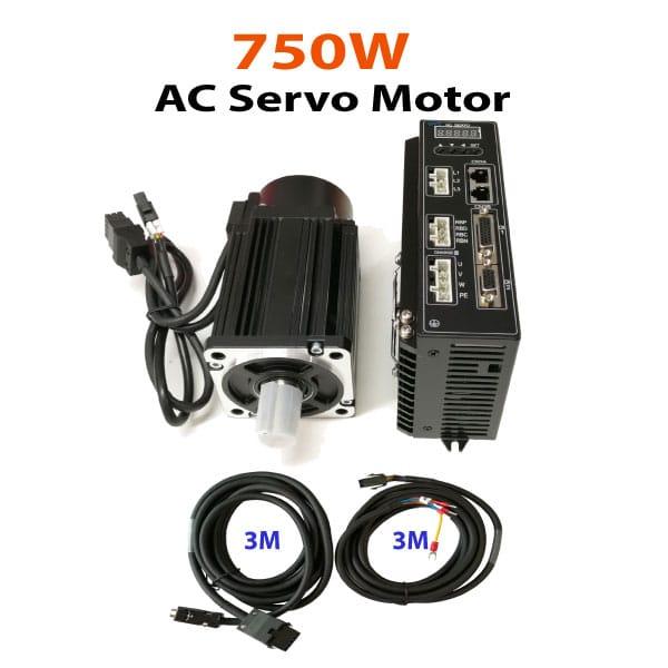750W-AC-Servo-Motor-3M-cable