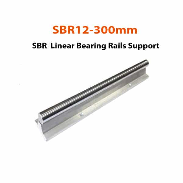 SBR12-300-Linear-Bearing-Rails-Support