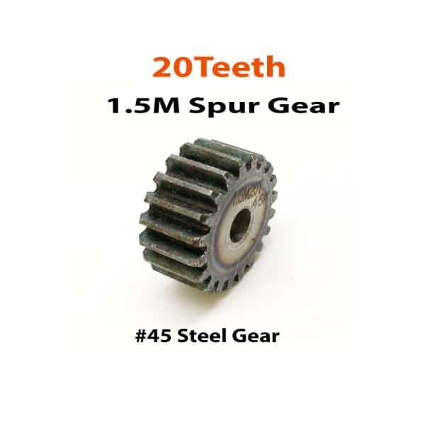1.5M-20T-Spur-Gear