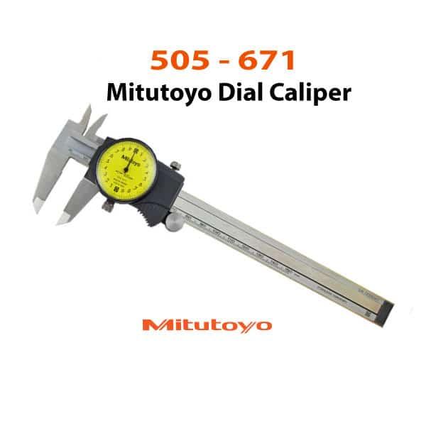 505-671-Mitutoyo-Dial-caliper
