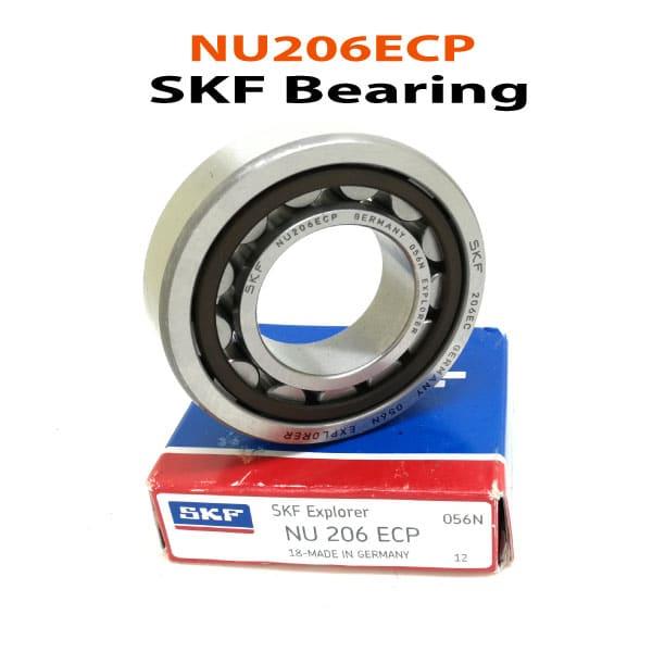 SKF-NU206ECP-Bearing
