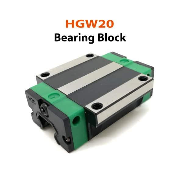 HGW20-Bearing-Block