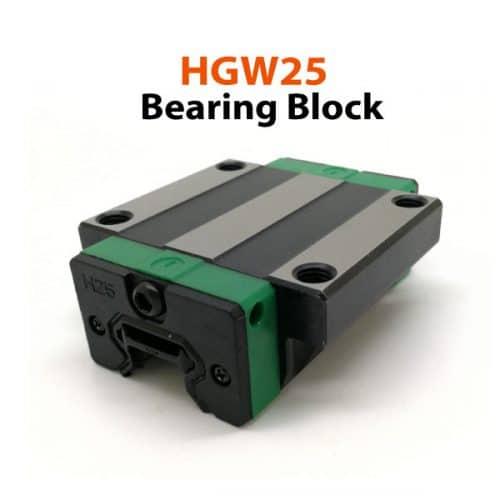 HGW25-Bearing-Block